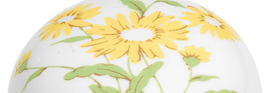 Belwith Finish: Yellow Flower (YF)
